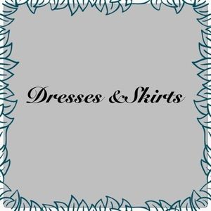 All dresses are open to negotiation.